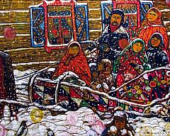 «Золотые сны Ильдара Зарипова» — к 80-летию со дня рождения художника