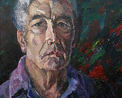 Выставка Александра Веснина «Пейзаж и натюрморт Прибайкалья»