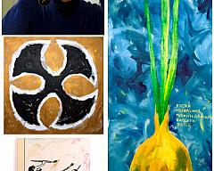Выставка Юрия Альберта и Виктора Скерсиса «Неуместное Глубокомыслие»