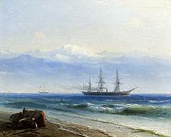 Выставка «Морской и речной пейзаж»