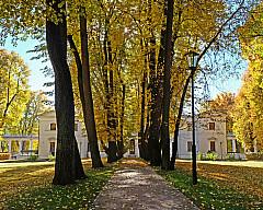 Осенний лекторий музея-усадьбы «Остафьево»—«Русский Парнас»