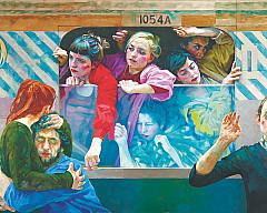 Выставка современной австрийской художницы Ксении Хауснер: в главной роли — женщины
