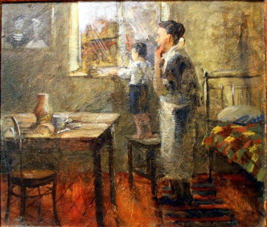 Виктор Сысоев «Всегда живая память»