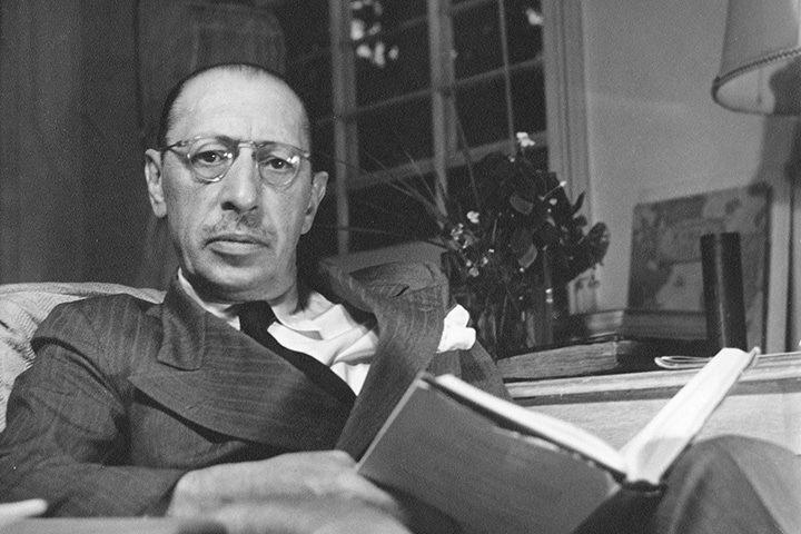 """Stravinsky """"Moor"""" and """"Tale…"""""""