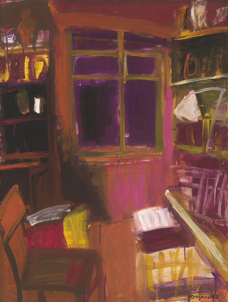 Растворение. Выставка Александра Румянцева. 16+
