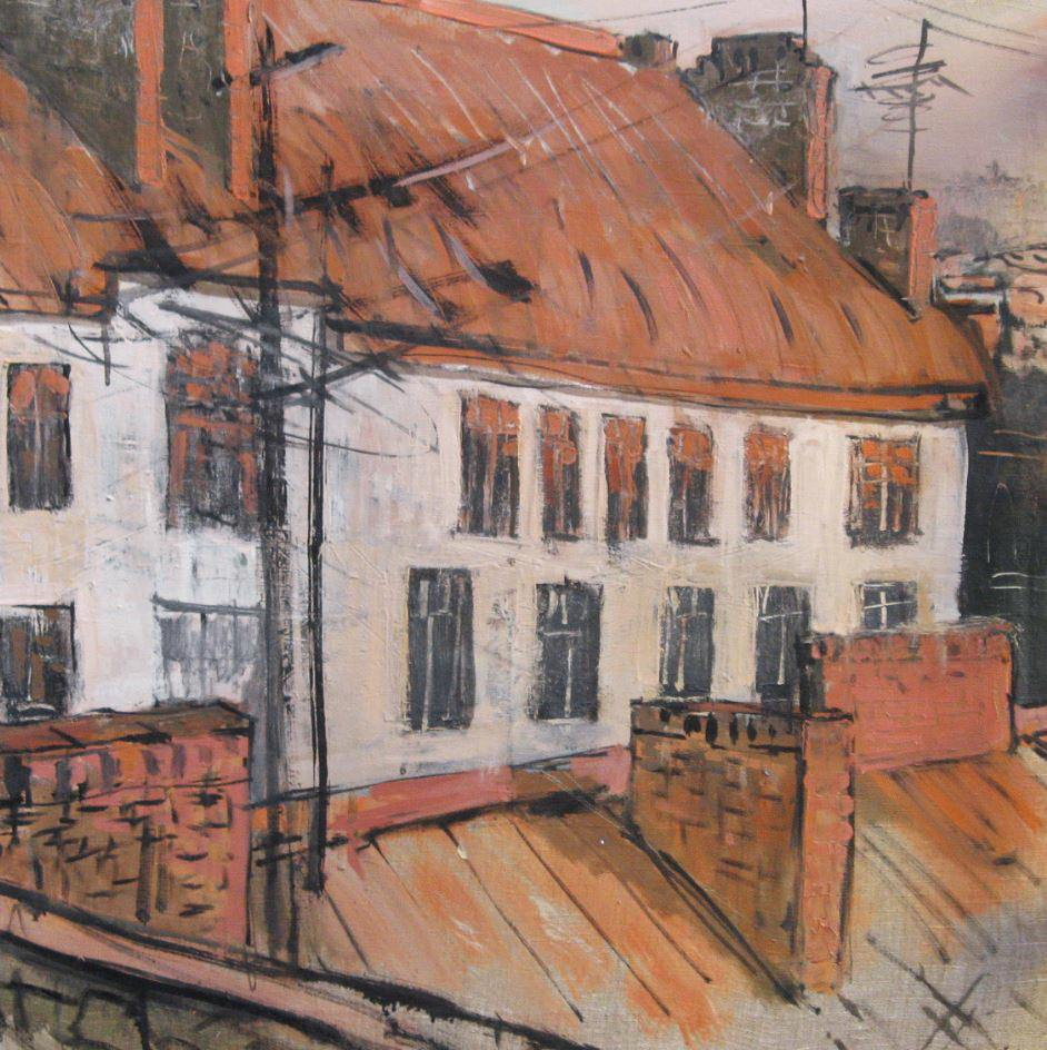 """Exhibition of the artist Vladimir Hakho """"Day after day, year after year"""""""