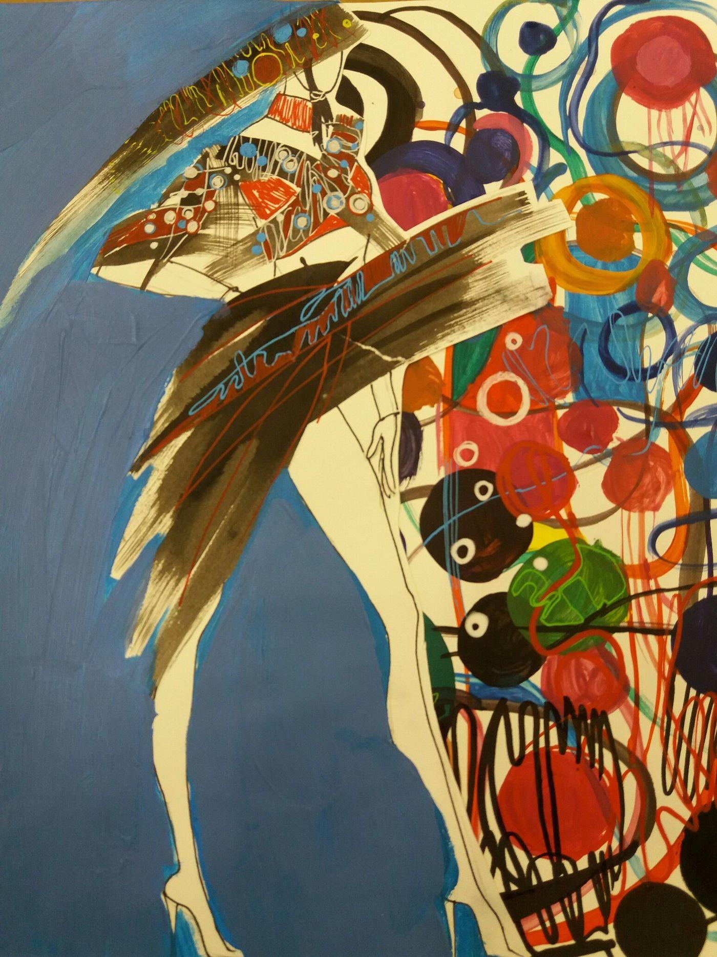 "Exhibition project ""Trajectories"". 6+"
