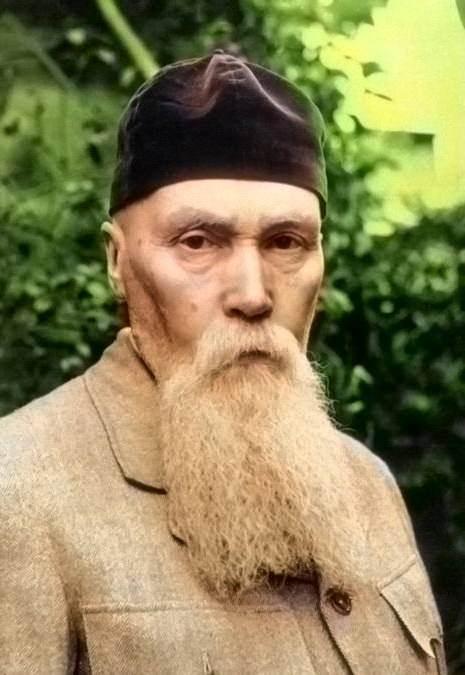 Николай Константинович Рерих, краткая биография