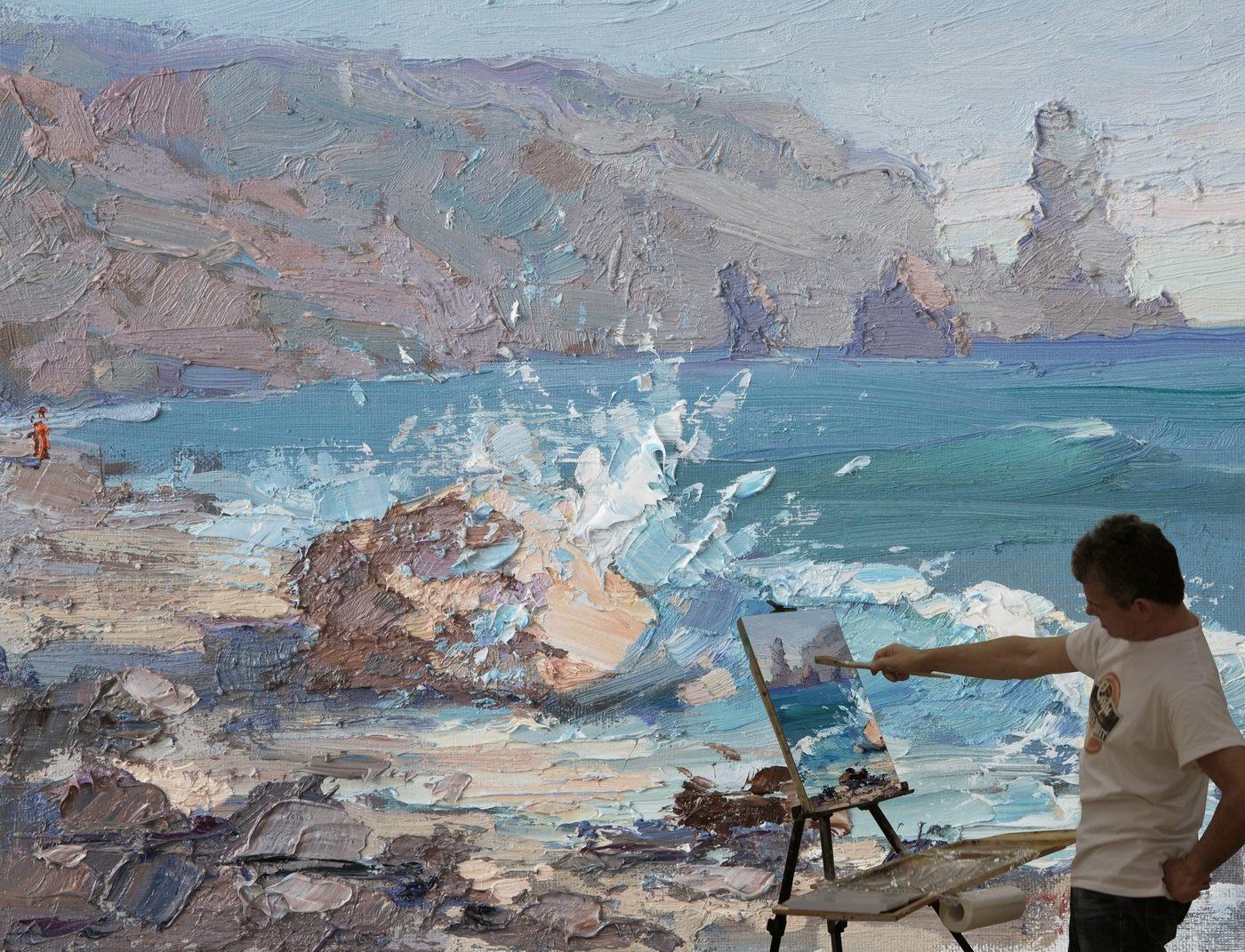 Kunstreise mit Vyacheslav Korolenkov