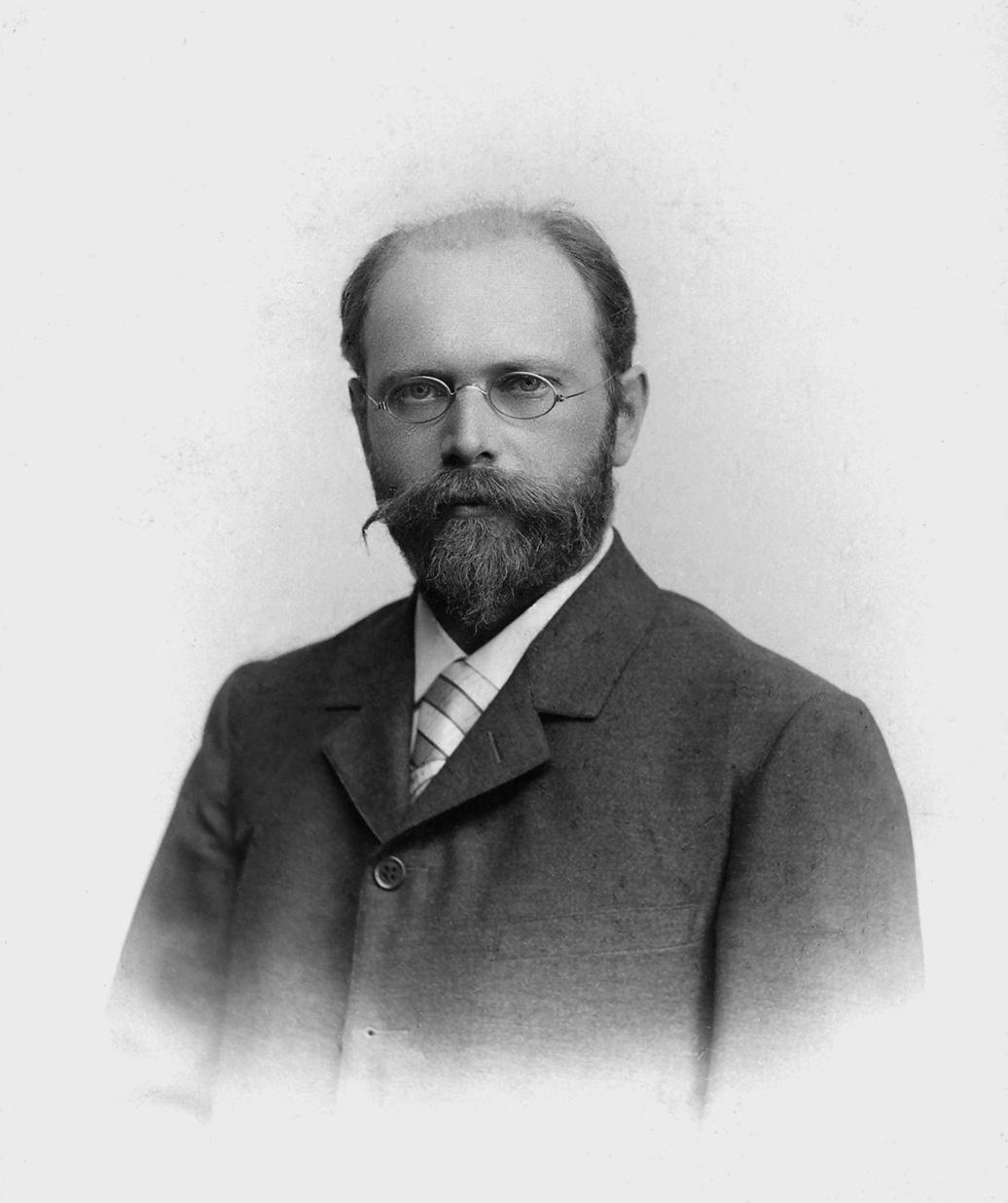 Портрет Сильвио Данини. 1890-е гг. Собственность семьи