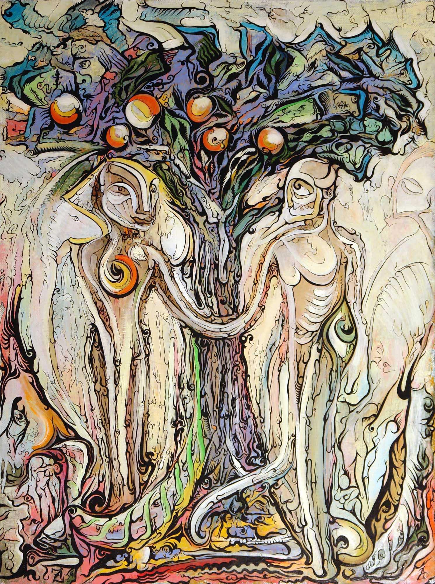 Выставка живописи и графики Армена Захаряна «Послание», 16+