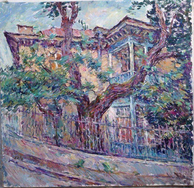 """Exposition de peintures et reliefs """"mercredi"""", 6+"""