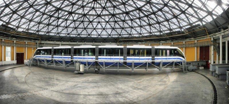 Стремление ввысь: впервые в экскурсионной программе «Метротура» – депо Московского монорельса и Останкинская телебашня