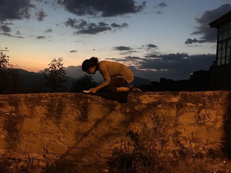 Катерина Шаргина. Коран коровам. 2017. видео, фотография, инсталляция