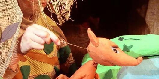 Сказки на лесной полянке. Детский спектакль (от 3-х лет)