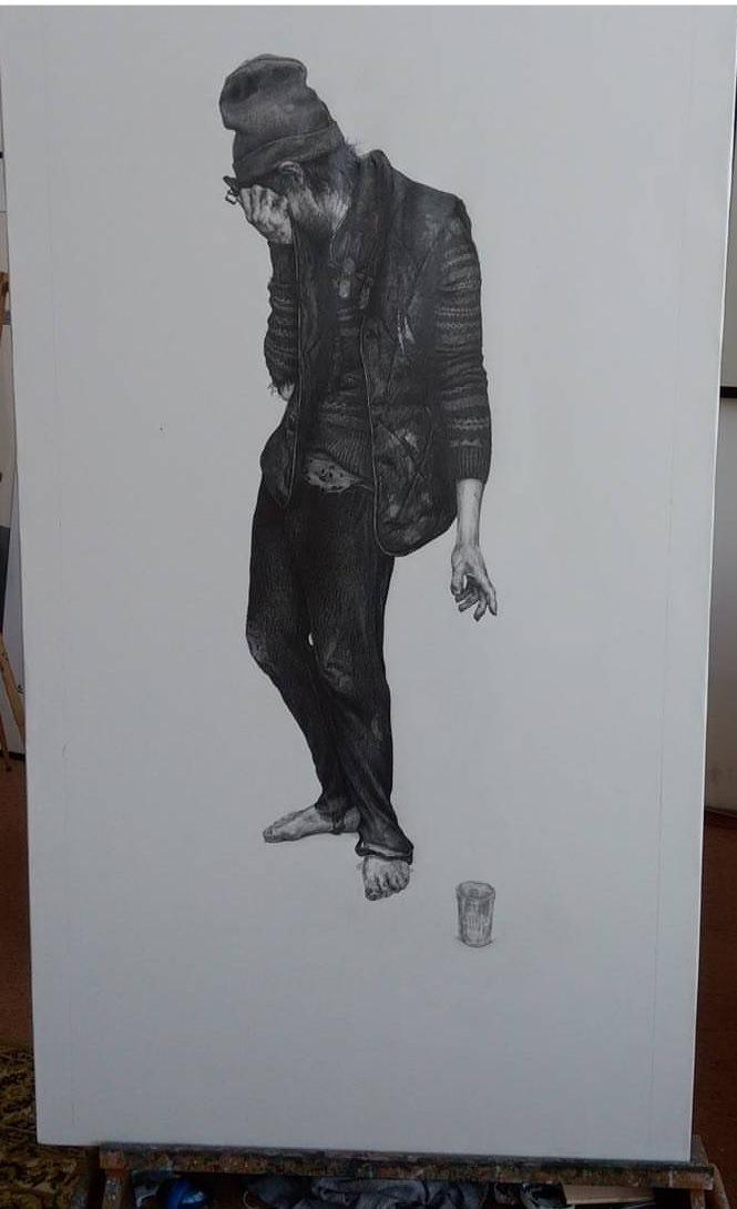 Exposición de Alexei Tsybisov. SUEÑO. REALIDAD