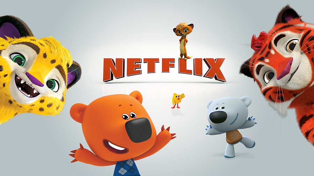 """The animated series """"Mi-bears"""" and """"Leo and Teague"""" will see the whole world"""