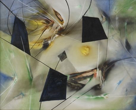 """Roberto Matta and the fourth dimension"""