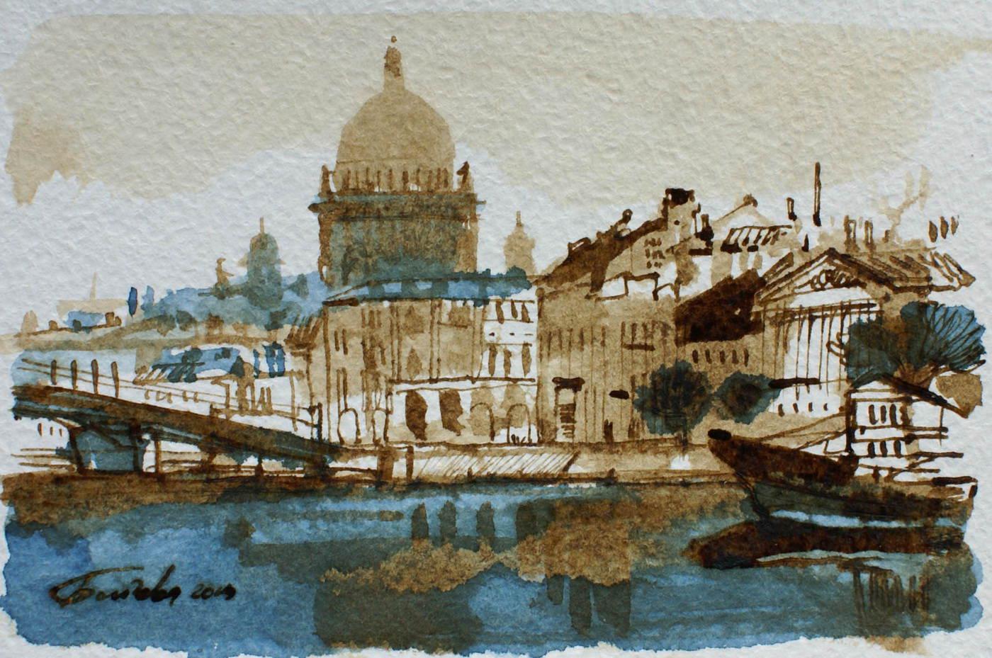 Выставка Елены Болговой
