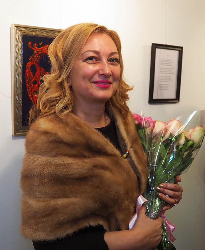 Игорь Дрёмин: Анастасия Агафонова. Парадигма Творчества