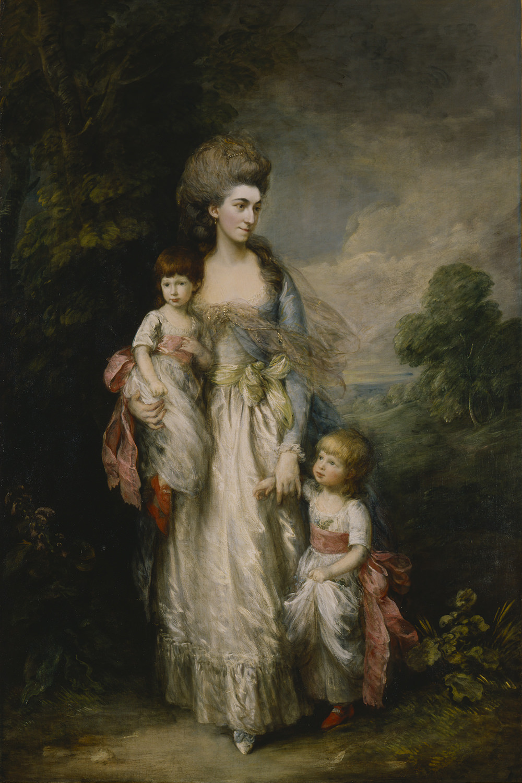"""""""Thomas Gainsborough"""": Hauptwerke aus den Sammlungen Großbritanniens"""