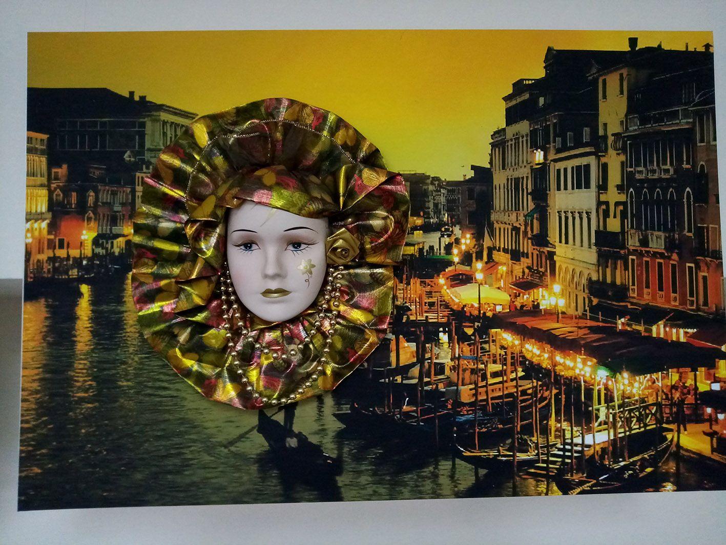 """Ausstellung """"Karneval in Venedig"""""""