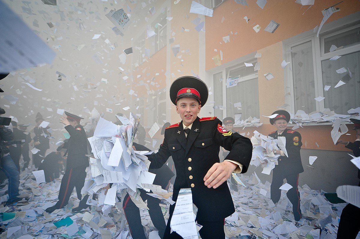 Суворовец. © Александр Казаков, «Вечерняя Москва», 2013