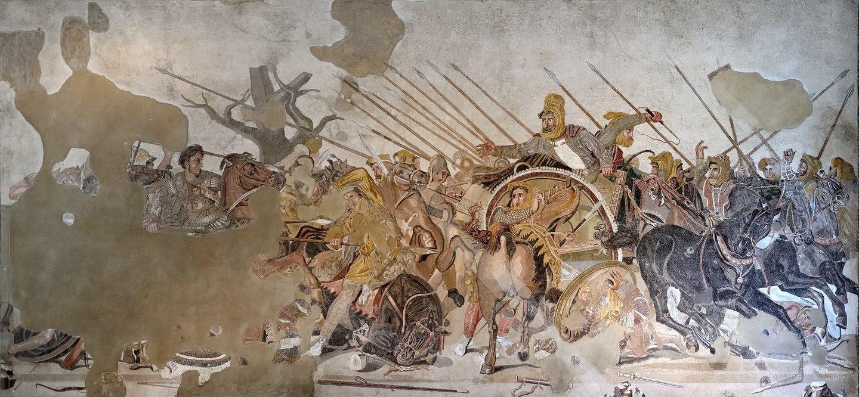 Греческая живопись, эллинистический период