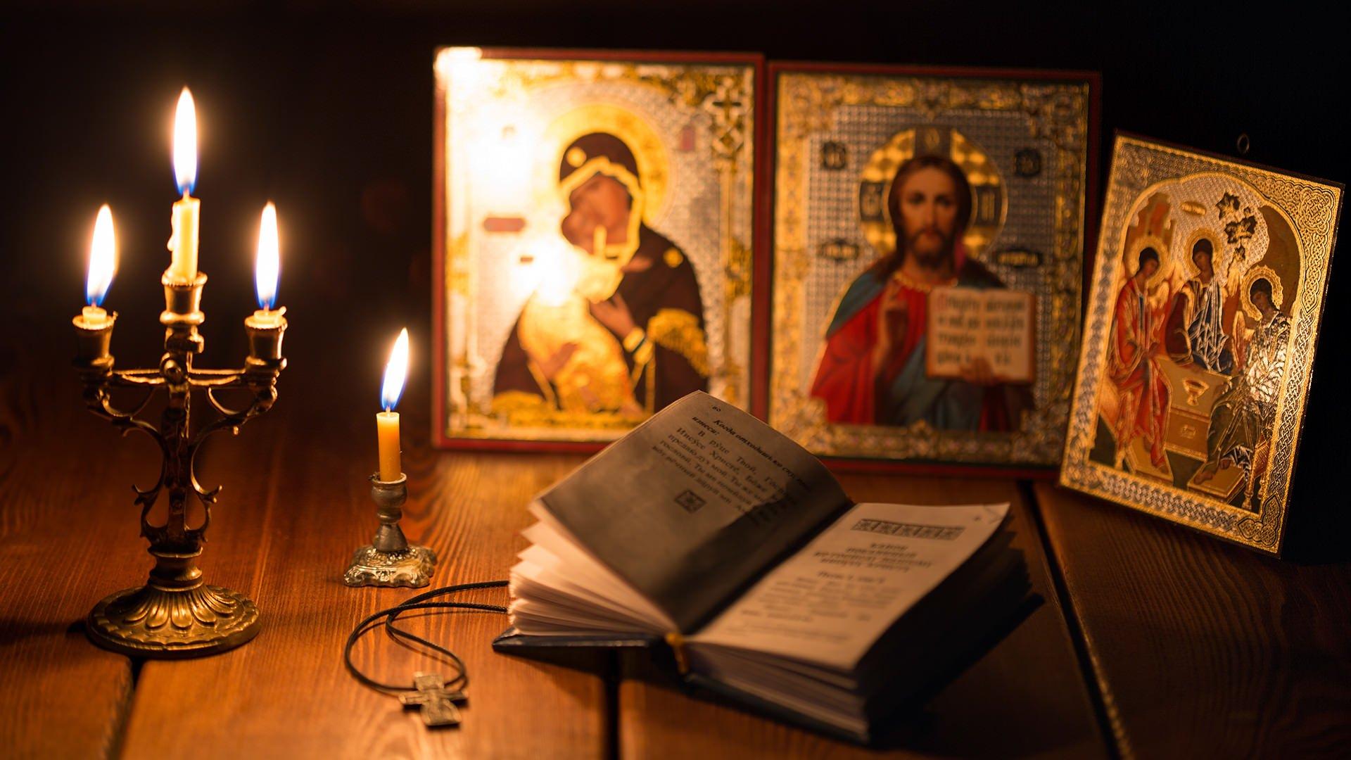 Православные иконы, история
