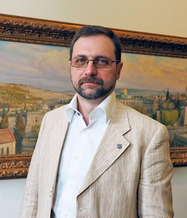 Игорь Дрёмин: «По реке времени». Выставка произведений Игоря Машкова