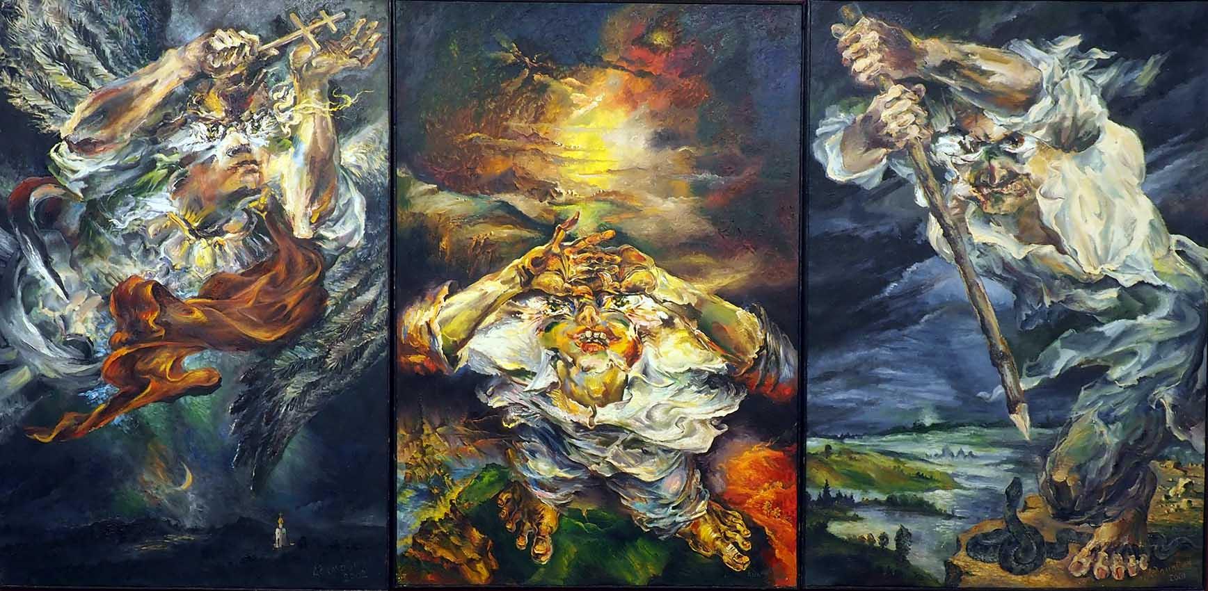 Игорь Дрёмин: «Искусство Сегодня. Чудное мгновенье»