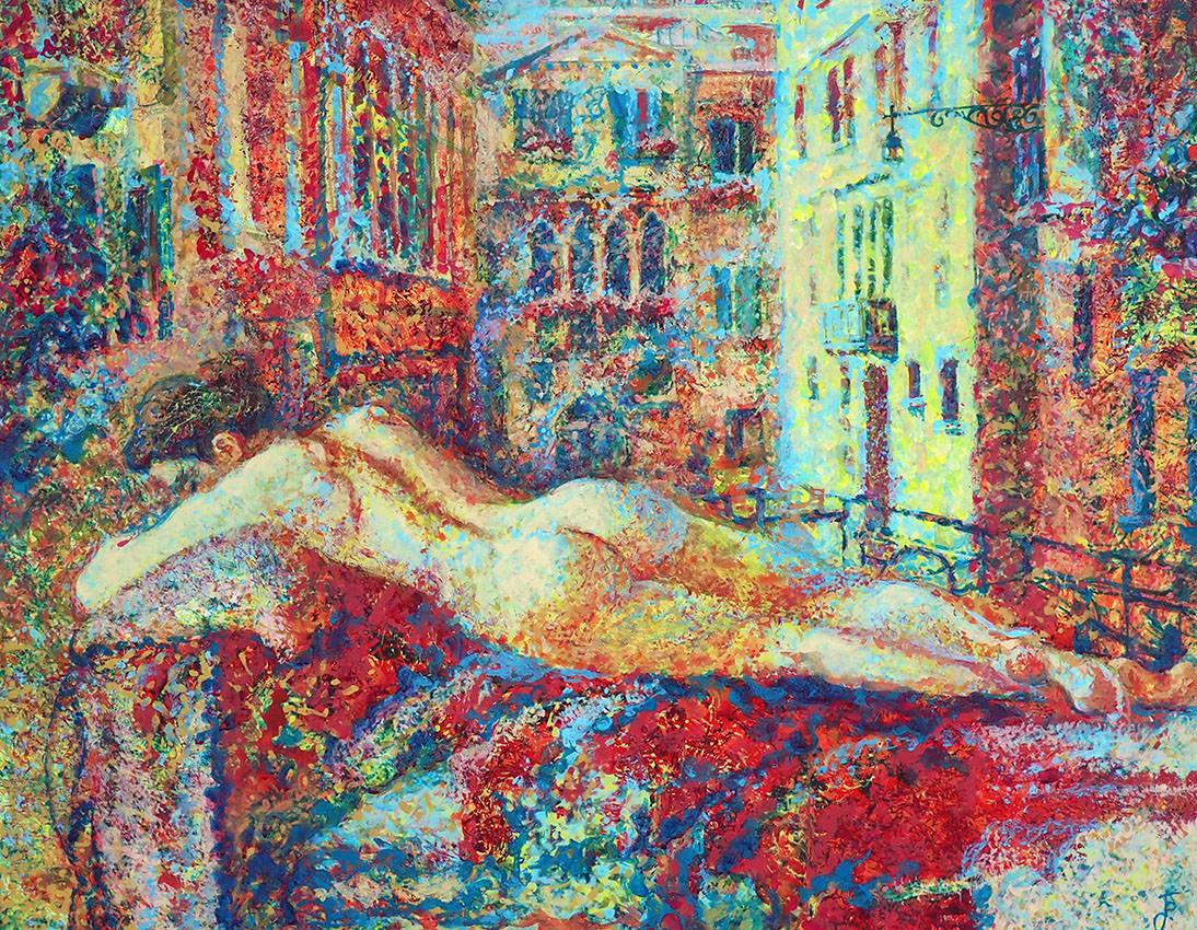 Игорь Дрёмин: Выставка «О, женщина» (галерея «Art Planet»)