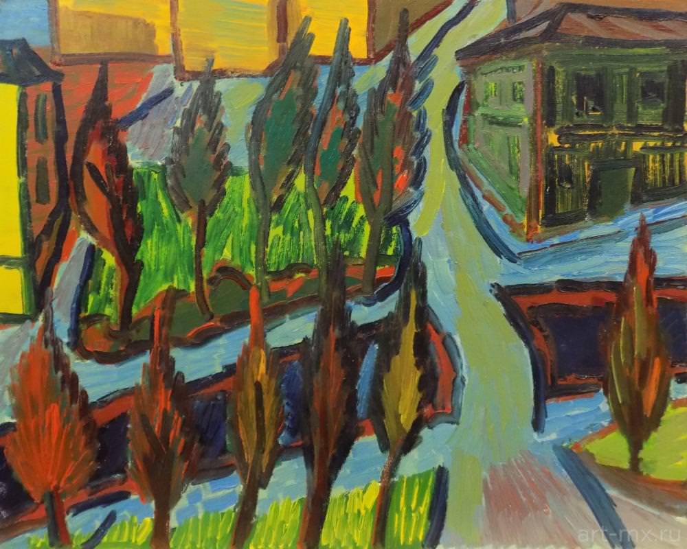 "Exhibition Alexey Mitin ""Funny Pictures"""