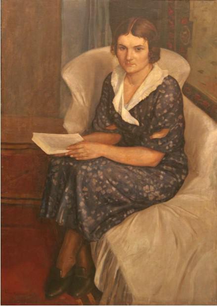 Бойко И.А. Портрет жены