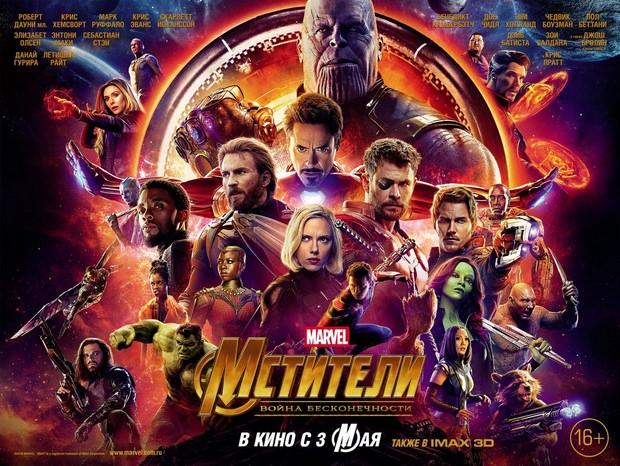 10 успешных фильмов 2018 года