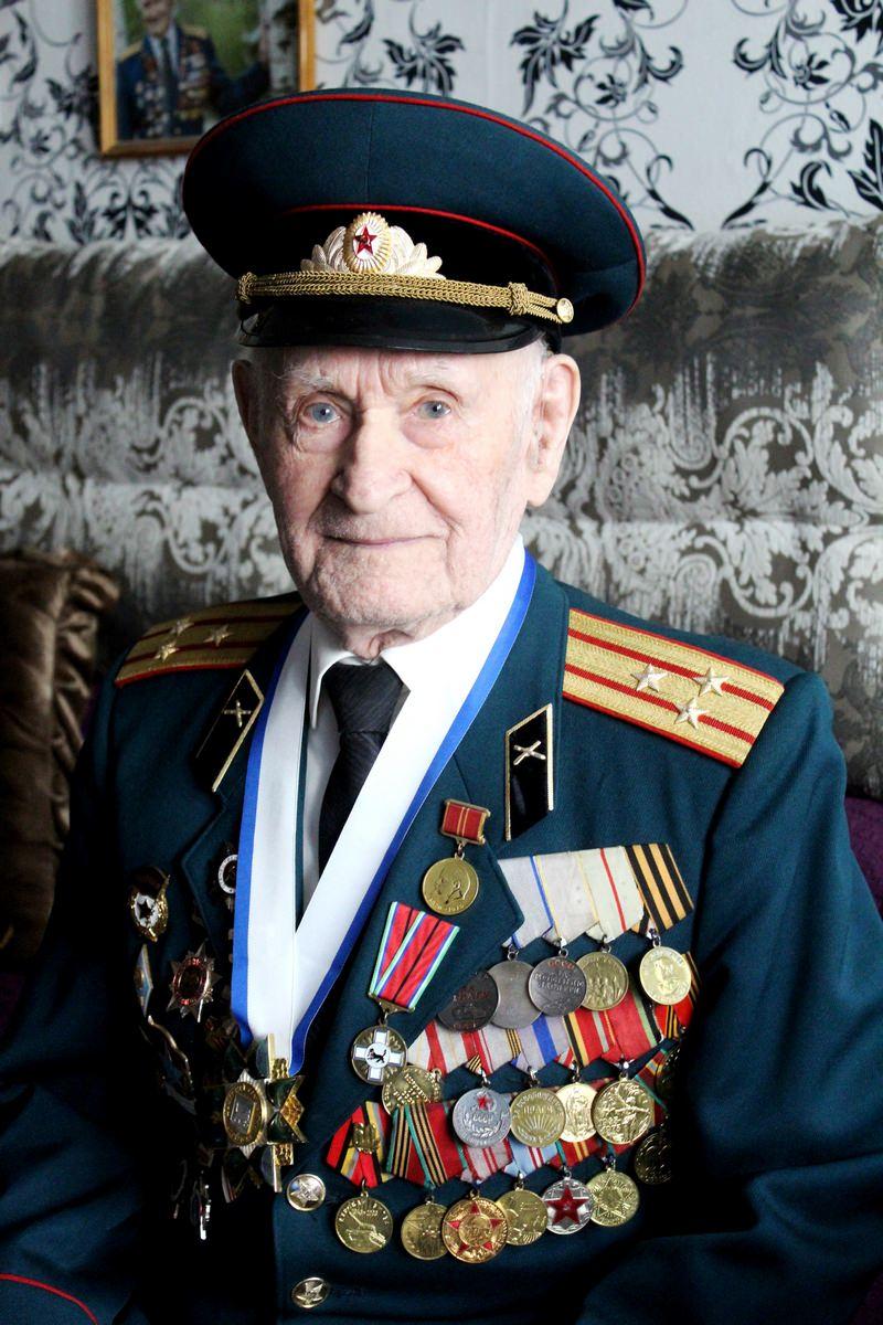 Павел Георгиевич Погодаев