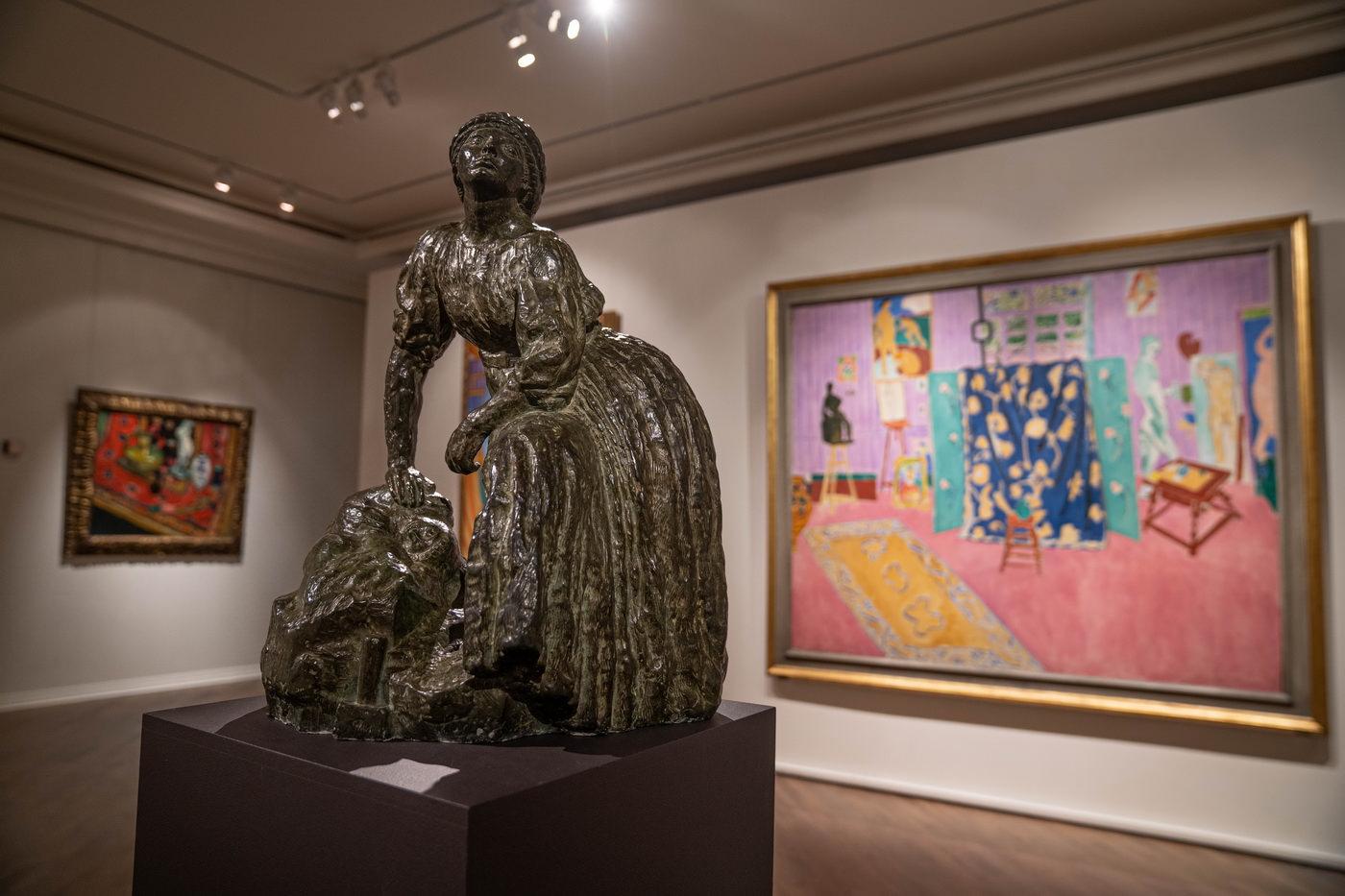 Matisse, Gauguin, van Gogh und Monet kehren zur Hauptausstellung des Puschkin-Museums zurück