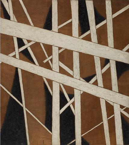 Выставка «Любовь Попова: форма — цвет — пространство»