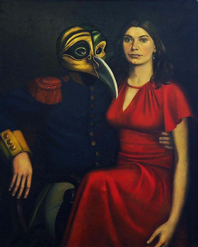 "Igor Dryomin: Tatyana Nazarenko, ""Dialogue with Time"""