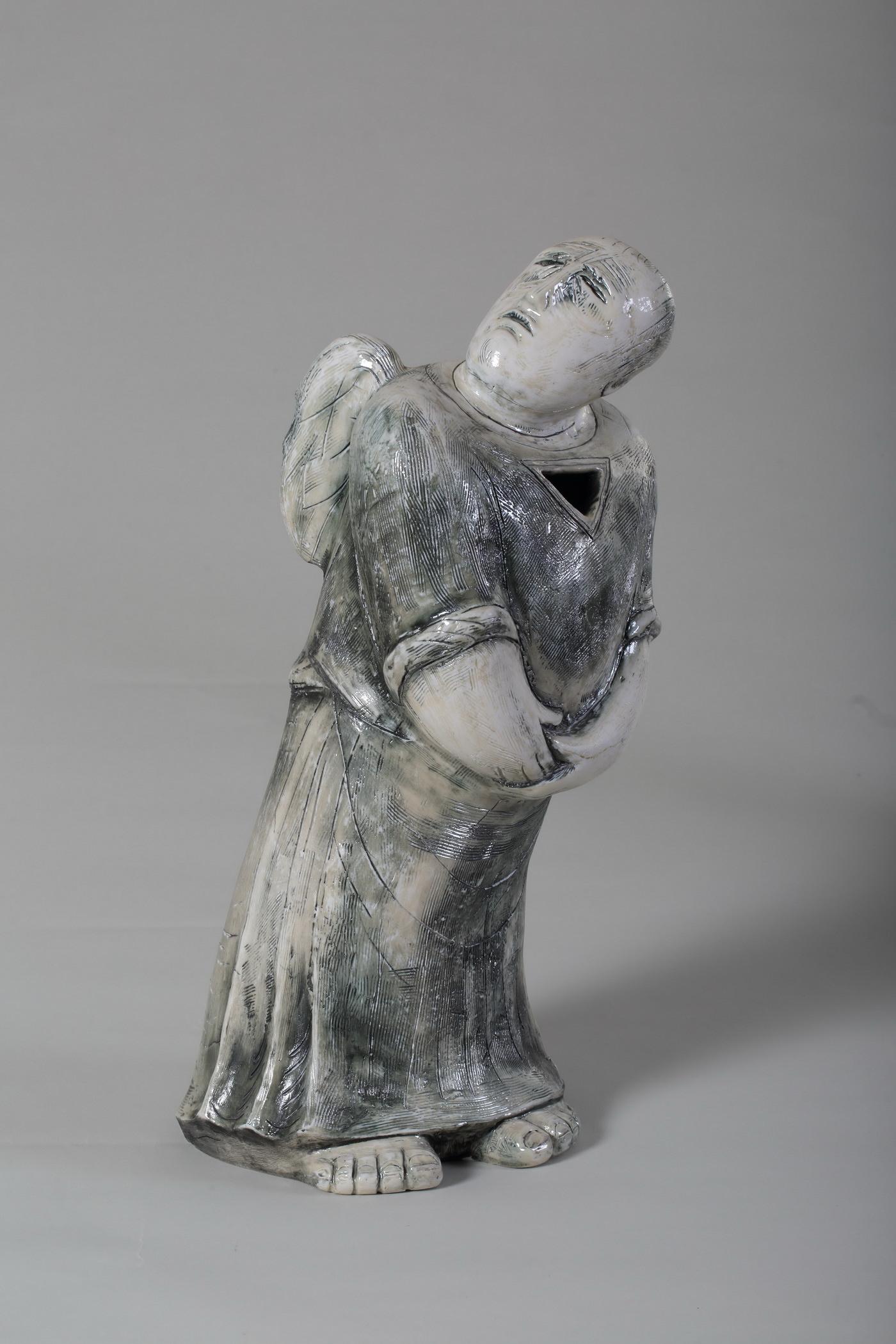 Корчемкина Н.А. Скульптура. «Ожидающий»