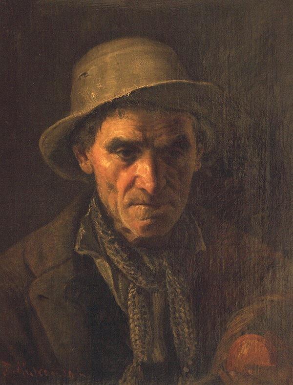 Выставка одной картины « Григорий Мясоедов (1834-1911) «Старик-итальянец» 1860-е гг.»