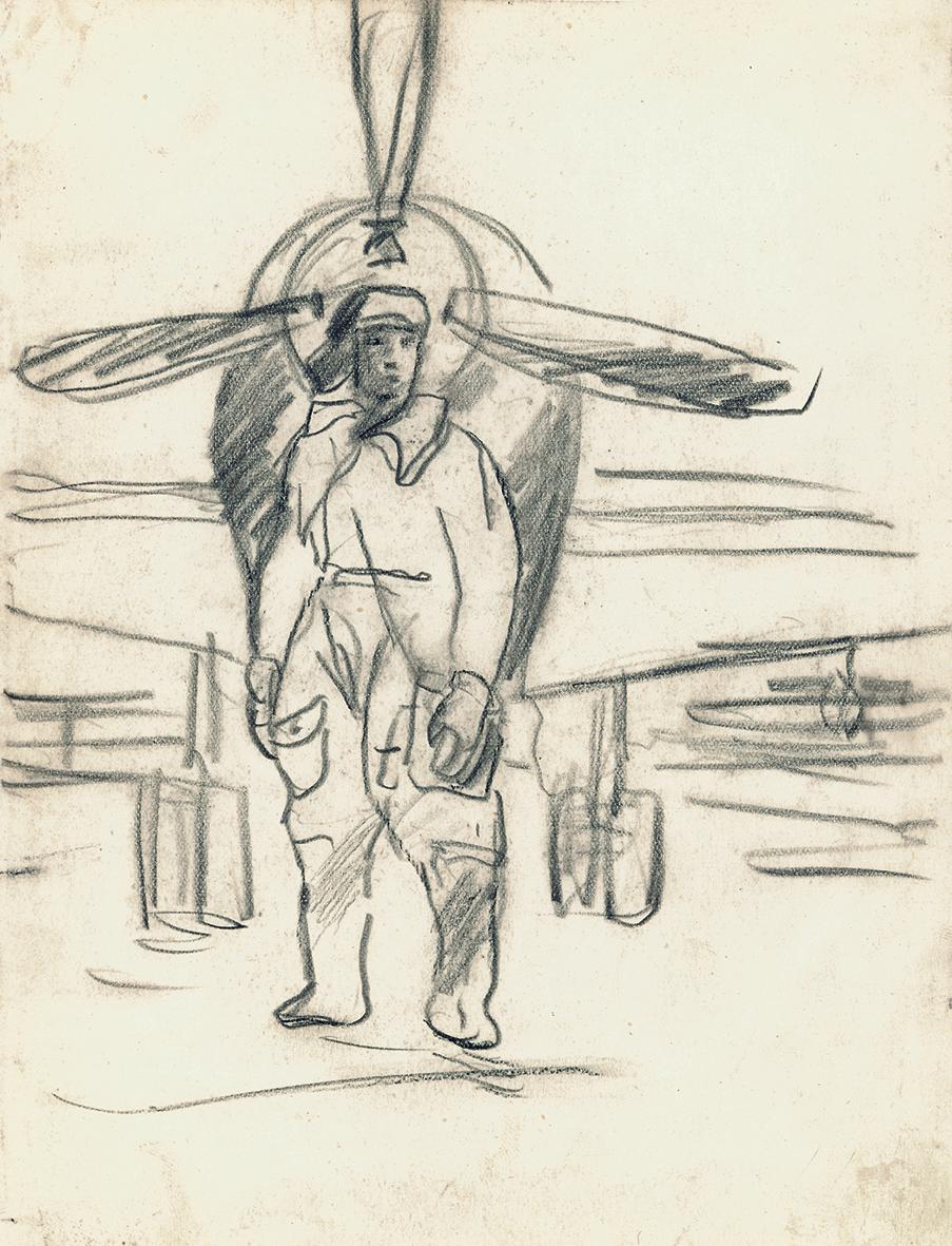 «Портрет войны в трех измерениях»
