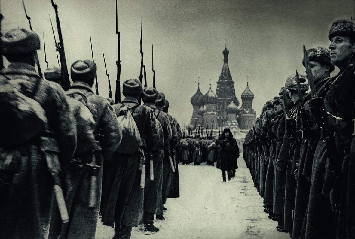 Фишман-Борисов Б.Я. «С Красной площади – на фронт!» Легендарный парад 7 ноября 1941 г.