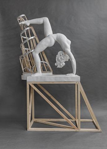 """Александр Косолапов, """"Tatlin-Girl"""", 2020"""