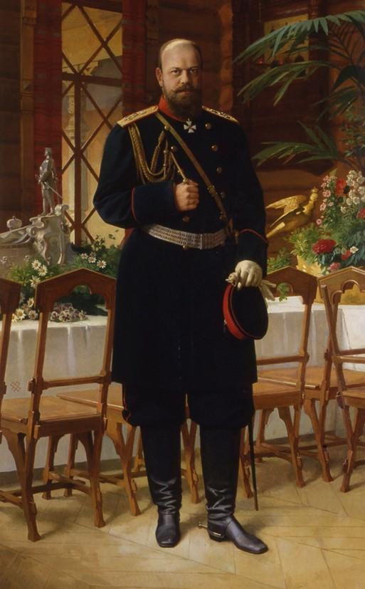 """""""Alexandre III le pacificateur"""""""