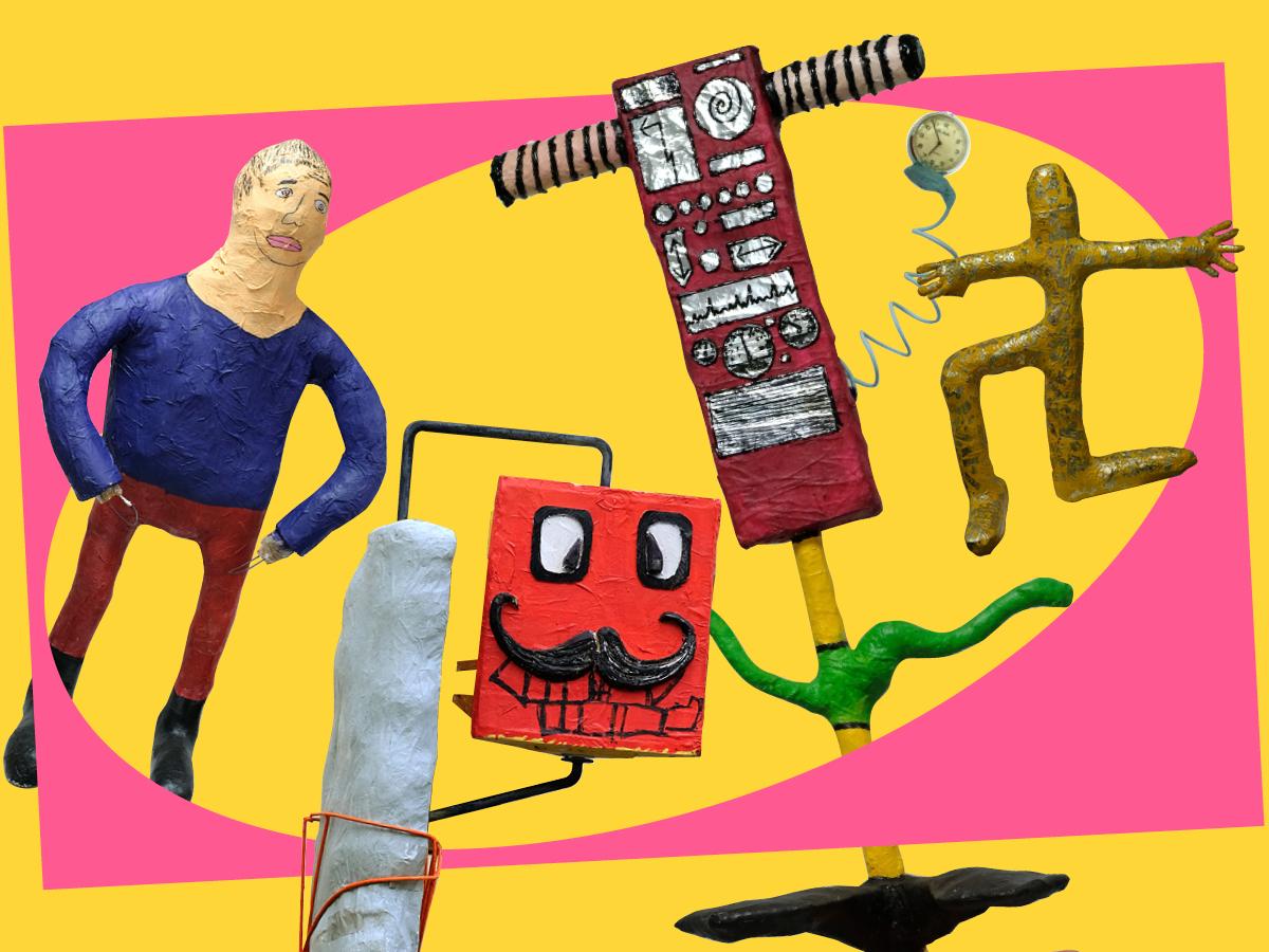 Выставка-игра «Жизнь замечательных вещей»