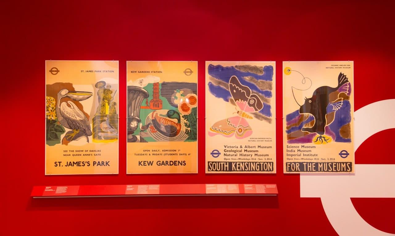 Выставка Реклама как искусство