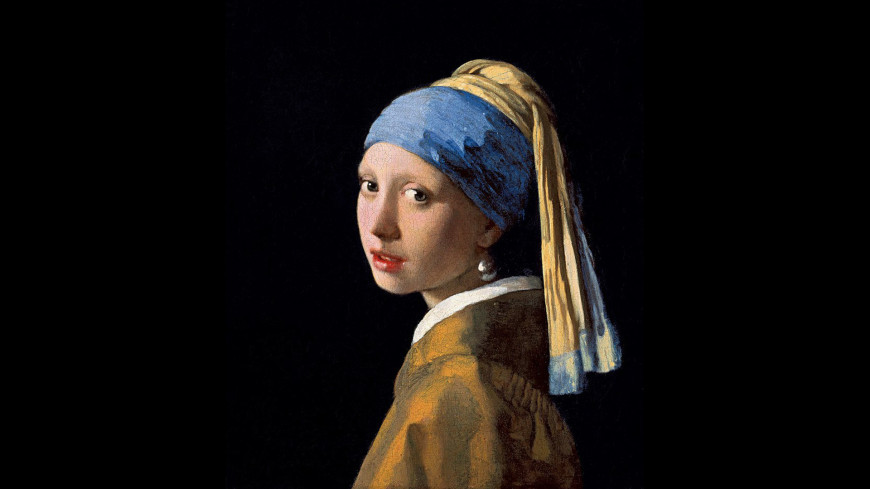 """Exhibition """"Vermeer and Rembrandt. Two Masters"""""""