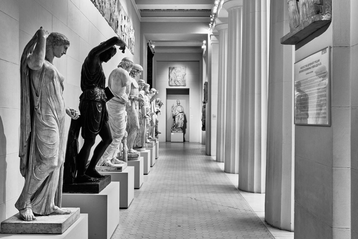 Пушкинский музей открывается для посетителей