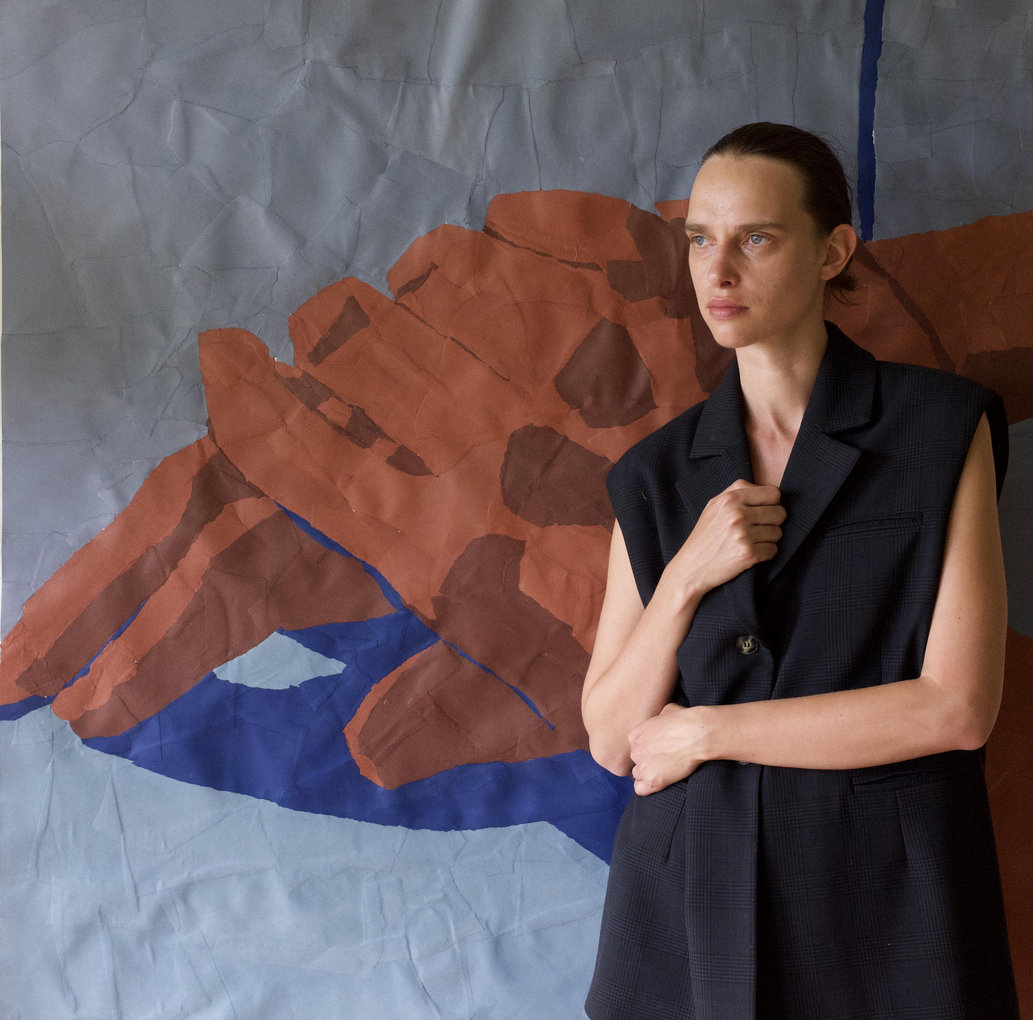 Персональная выставка Марии Руденко «Between realities»
